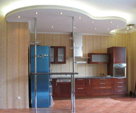 Другие изображения интерьеров кухонь
