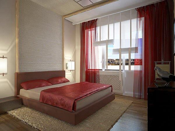 Другие изображения интерьеров спален