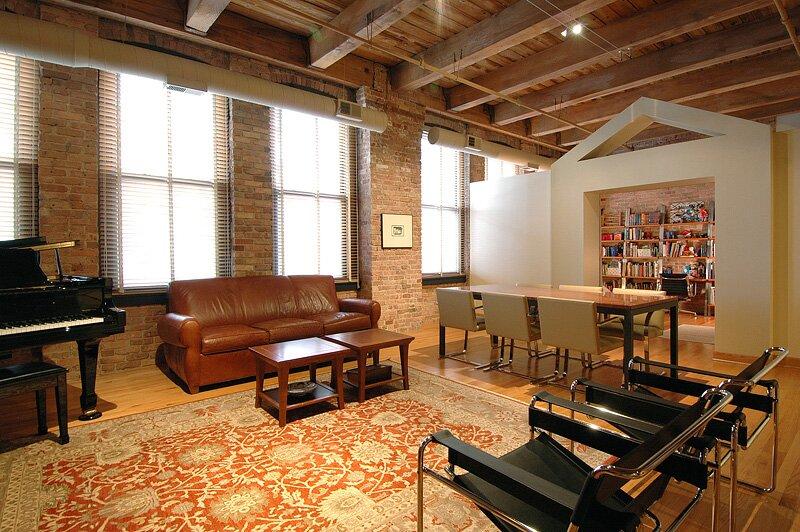Интерьер квартиры в стиле лофт дизайн интерьера в стиле