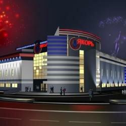 Проект торгового центра в   Твери