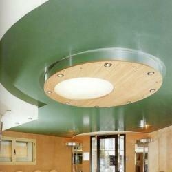 Монтаж натяжных потолков, фото потолка
