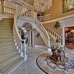 Дизайн дома в дворцовом стиле