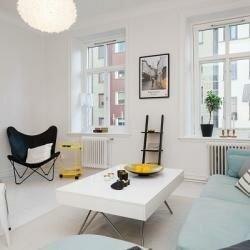 Дизайн квартиры в минималистском стиле