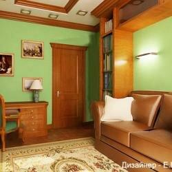 3-комнатная квартира в классическом стиле