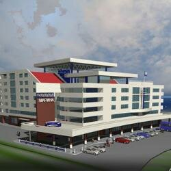 Проект гостиницы в Завидово