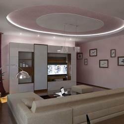 Дизайн современного интерьера