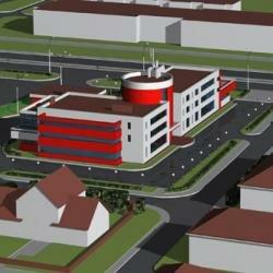 Проект торгового бизнес-центра