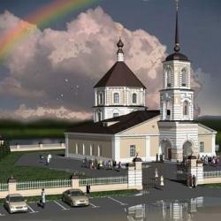 Проекты храмов