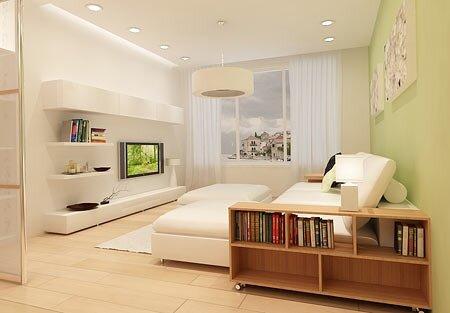 Дизайн проект квартиры в ЖК «Авеню»