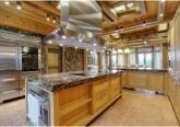 Дизайн элитного деревянного особняка