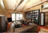 Дизайн деревянного дома из клееного бруса
