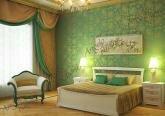 Спальня коттеджа в стиле Прованс