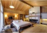 Дизайн особняка - интерьер мансардного этажа