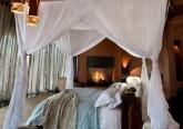 Интерьер спальни в Африканском стиле