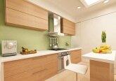 Дизайн кухни в квартире в ЖК «Авеню»