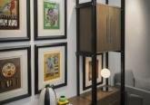 Интерьер квартиры в стиле конструктивизма