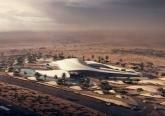 Проект Заха Хадид, напоминающий песчаные барханы