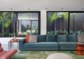 Дизайн интерьера дома в стиле поп-арт