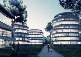 Необычный жилой комплекс в Вене