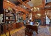 Дизайн кабинета дома в дворцовом стиле