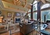 Дизайн комнаты дома в дворцовом стиле