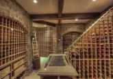 Дизайн винного погреба в французском стиле