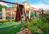 Ландшафтный дизайн коттеджа в итальянском стиле