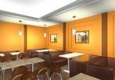 Дизайн-проект интерьера кофейни