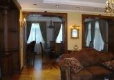 Гостиная в особняке в английском стиле